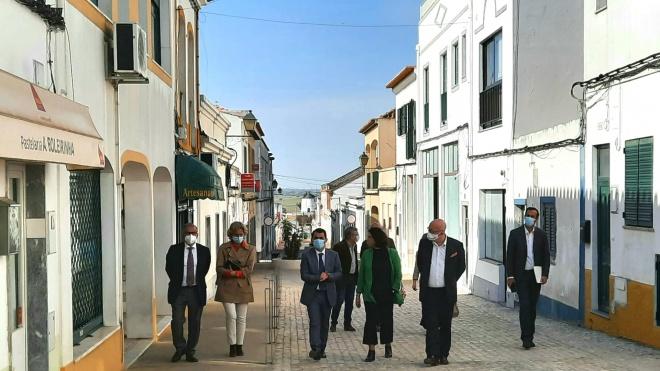 """Ministra da Coesão destacou o conjunto de """"investimentos em curso"""" em Castro Verde"""