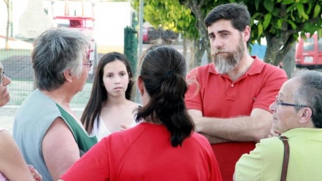 João Ramos com saúde e reposição de freguesias na agenda