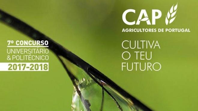 Concurso Universitário & Politécnico CAP - Cultiva o teu futuro