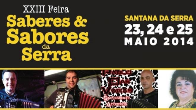 XXIII Feira Saberes & Sabores da Serra