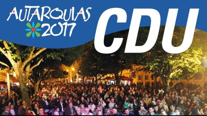 CDU presta contas do  mandato em Beja