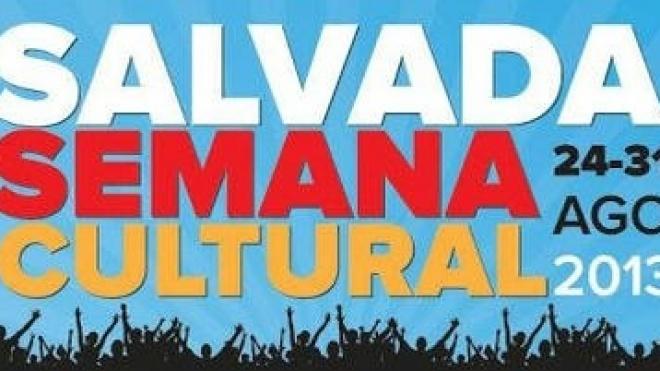"Grupo ""Cruzeiro"" na Semana Cultural de Salvada"