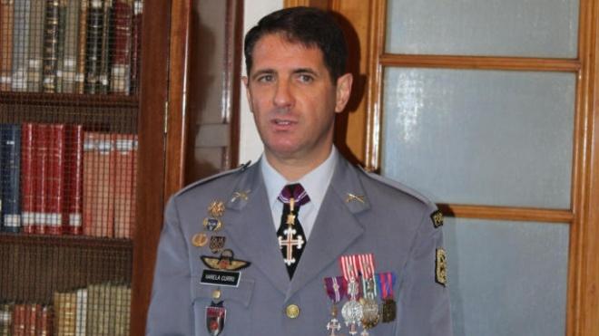 Regimento de Infantaria nº 1 tem novo comandante