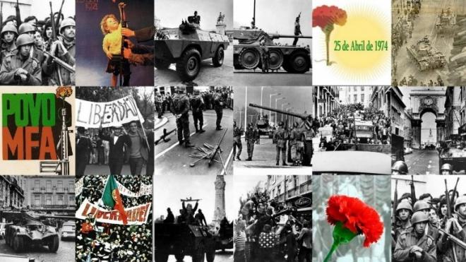 25 de Abril: Comemorações dos 40 anos