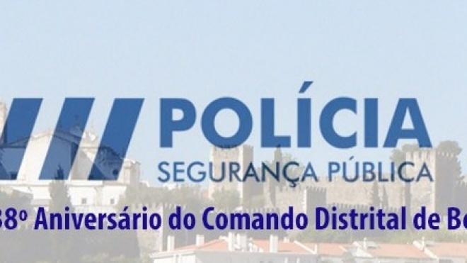 138º Aniversário do comando Distrital de Beja da PSP
