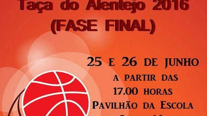 Taça do Alentejo 2016 - Fase Final