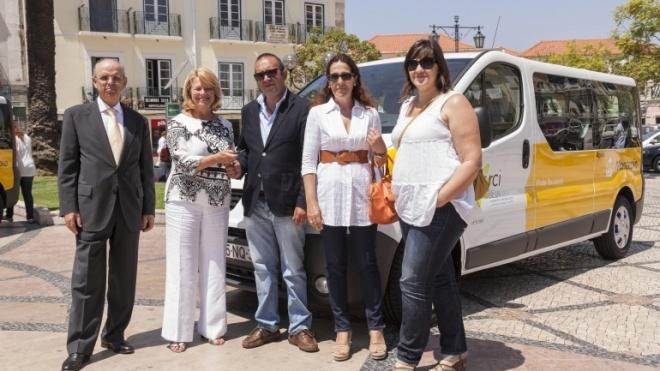 Fundação Montepio oferece viatura à CerciBeja