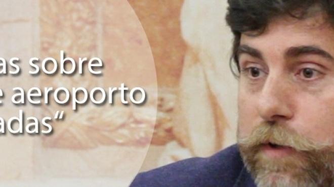 """""""Propostas sobre rede viária e aeroporto rejeitadas"""""""