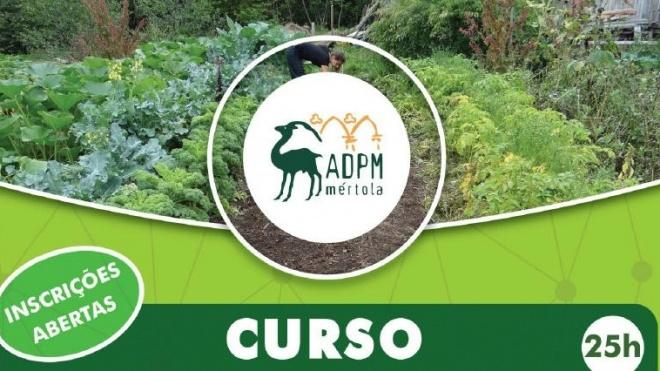 ADPM com curso na área agrícola