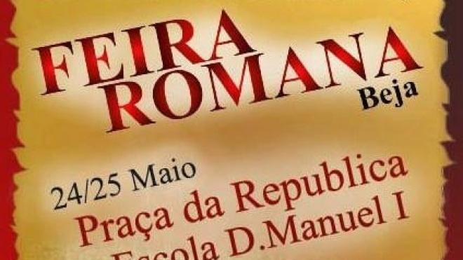 Feira Romana em Beja