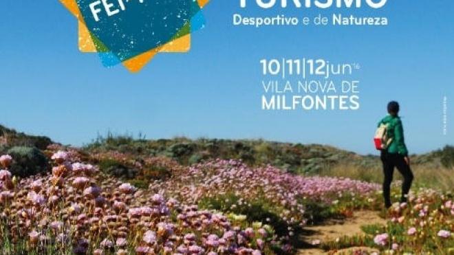 Feira Nacional de Turismo Desportivo e de Natureza em Milfontes