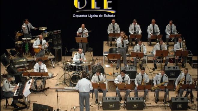 Orquestra Ligeira do Exército com espectáculo no Pax Julia