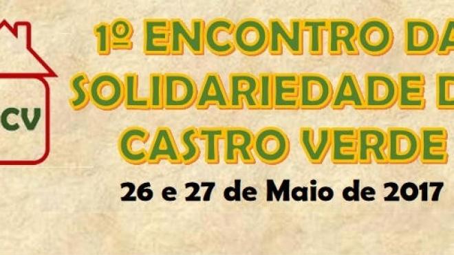 1º Encontro de Solidariedade de Castro Verde
