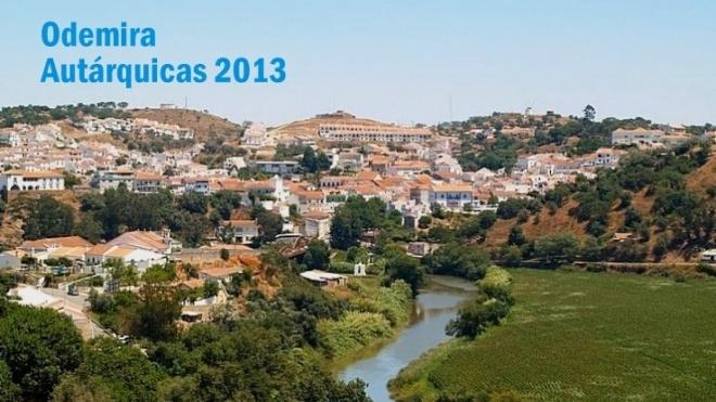 Autárquicas 2013: Odemira