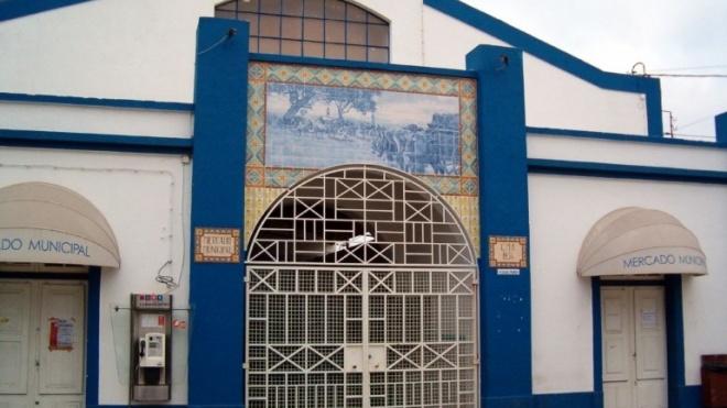 Mercado Municipal requalificado em Almodôvar
