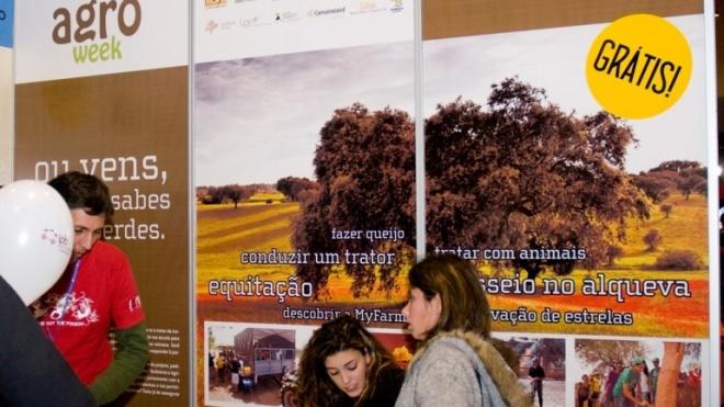 Agroweek trouxe a Beja 50 estudantes de todo o País