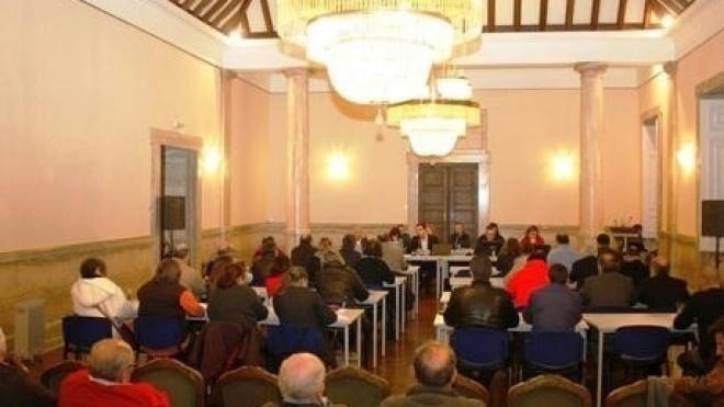"""Assembleia Municipal de Beja """"saúda"""" os 40 anos do Poder Local Democrático"""