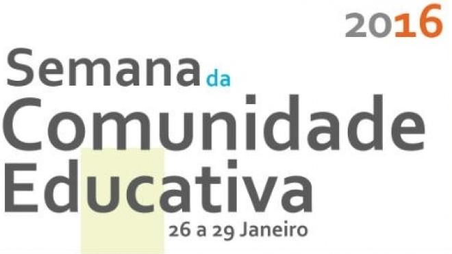 Semana da Comunidade Educativa debate futuro profissional dos jovens