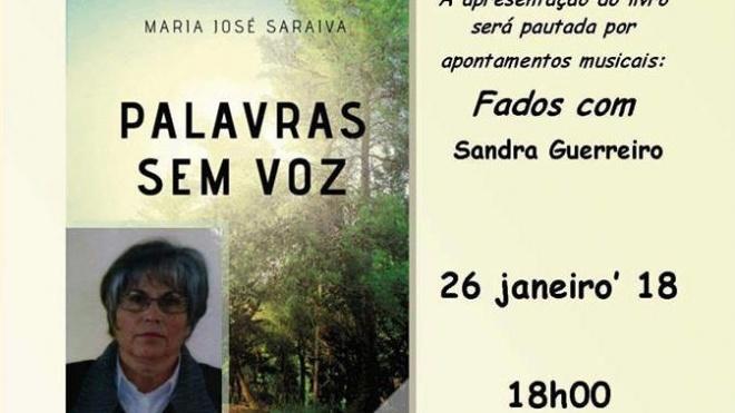 Encontro com a Escrita recebe Maria José Saraiva