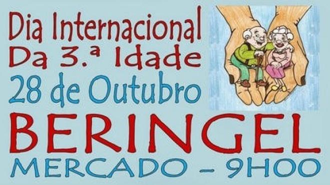 Beringel assinala o Dia Internacional do Idoso