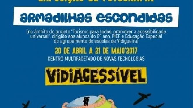 """""""Armadilhas escondidas"""" promove turismo acessível"""