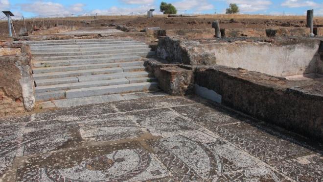 Villa Romana de Pisões reabre hoje ao público