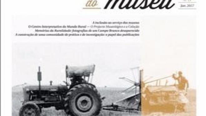 Cadernos do Museu com mais uma edição disponível