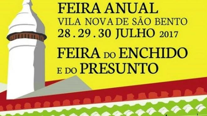 Feira do Enchido e do Presunto em Vila Nova de São Bento