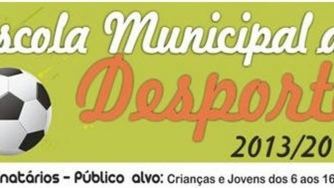 Escola Municipal de Desporto de Barrancos com inscrições abertas