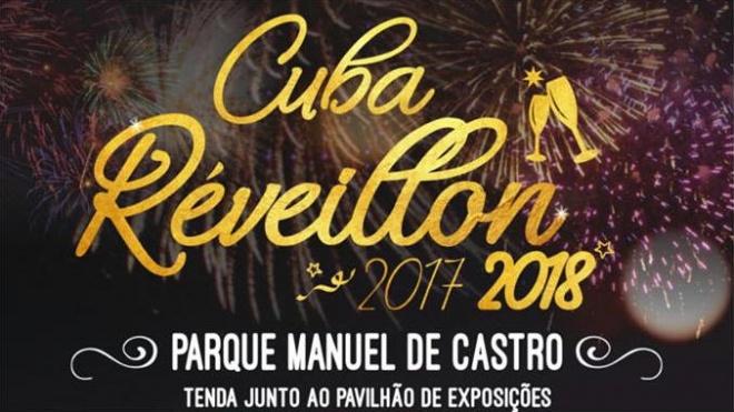 Toy anima Passagem de Ano em Cuba