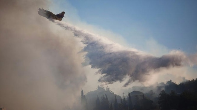 Período crítico para incêndios florestais