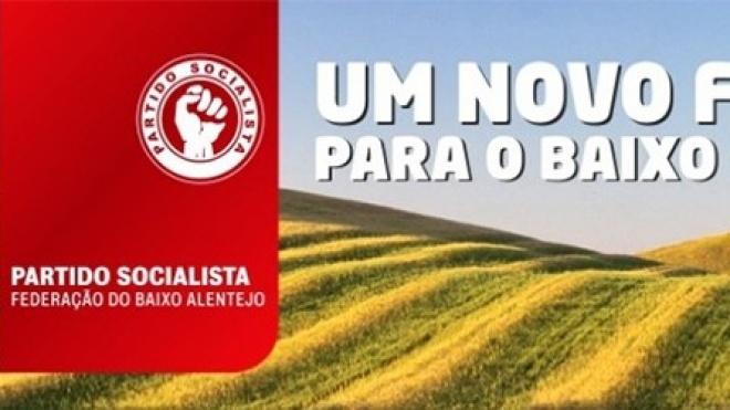 Agostinho Moleiro mandatário da candidatura do PS