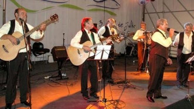 Música Popular Portuguesa na Semana Cultural de Salvada