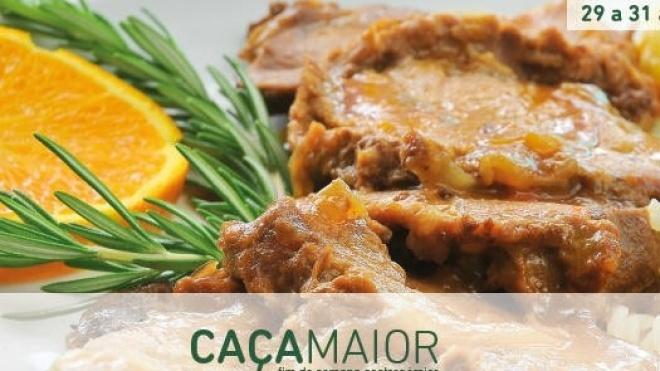 Fim-de-Semana Gastronómico da Caça Maior em Odemira