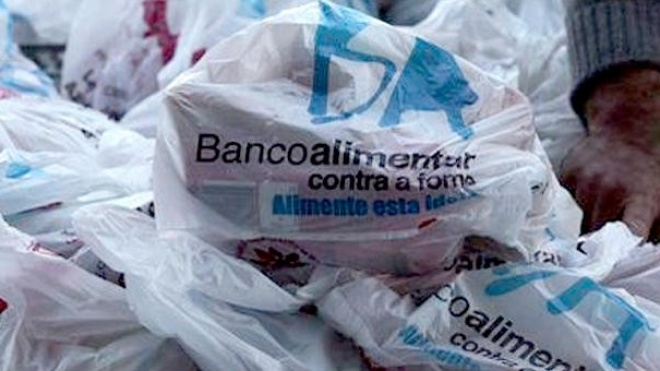 Bancos Alimentares realizam campanha de recolha de alimentos