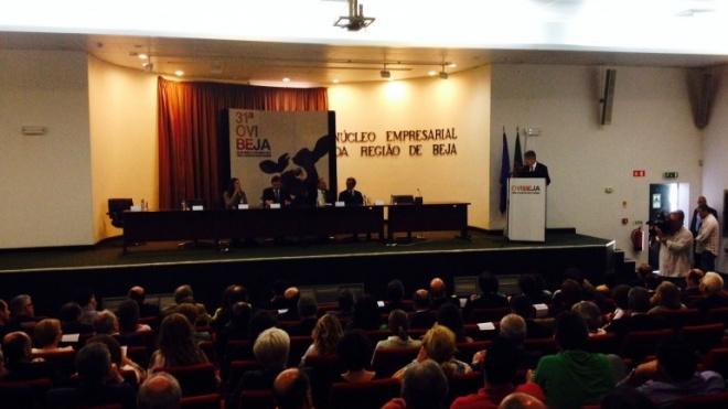 Pedro Passos Coelho inaugura a Ovibeja 2014
