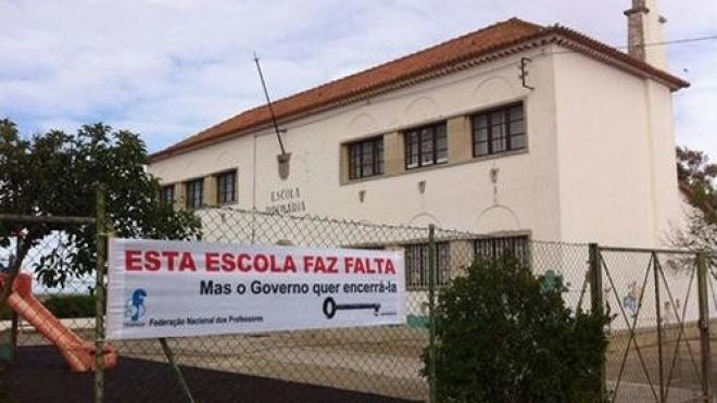 SPZS contra encerramento de escolas do 1º ciclo