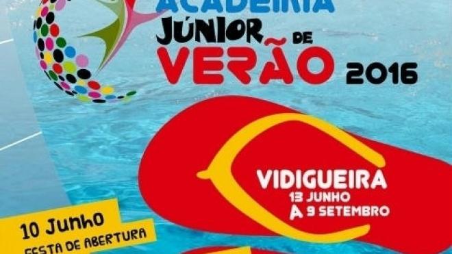 Academia Júnior de Verão em Vidigueira