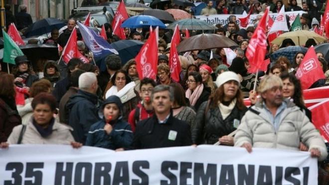 DORBE valoriza luta dos trabalhadores pelas 35 horas