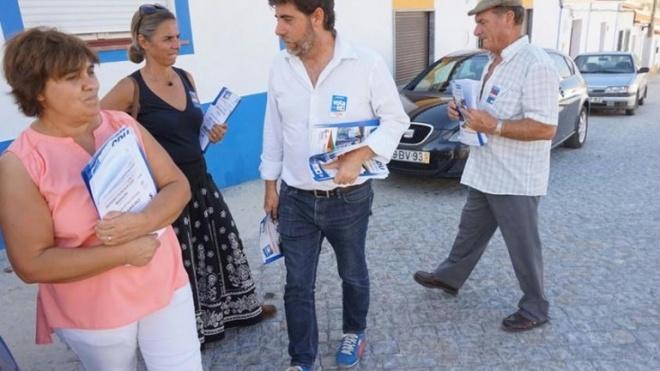 CDU com ações de campanha no concelho de Beja