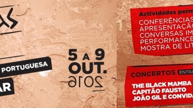 """I Festival """"Escritas do Sul"""" em Almodôvar"""