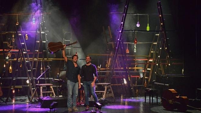 Zambujo e Araújo encerraram temporada em Beja com concertos solidários!