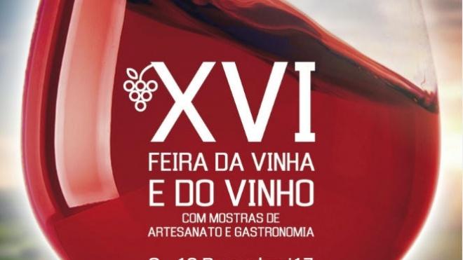 Moura recebe XVI Feira da Vinha e do Vinho até domingo