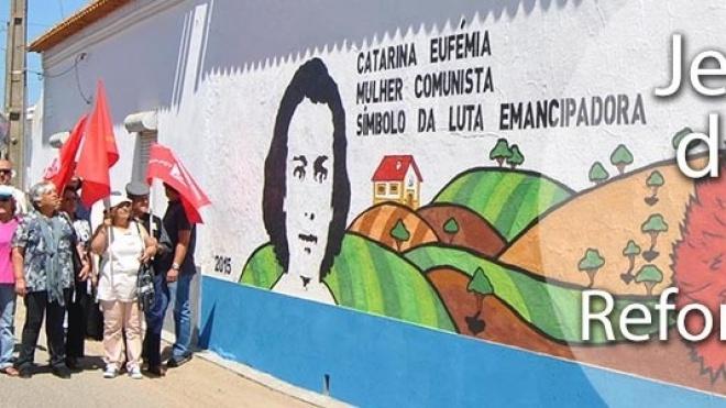 """Jerónimo de Sousa defende """"nova reforma agrária"""""""