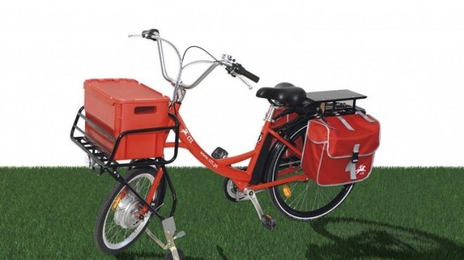 CTT distribuem correio em Beja em bicicletas eléctricas