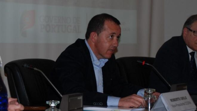 Roberto Grilo é o novo Presidente da CCDRA