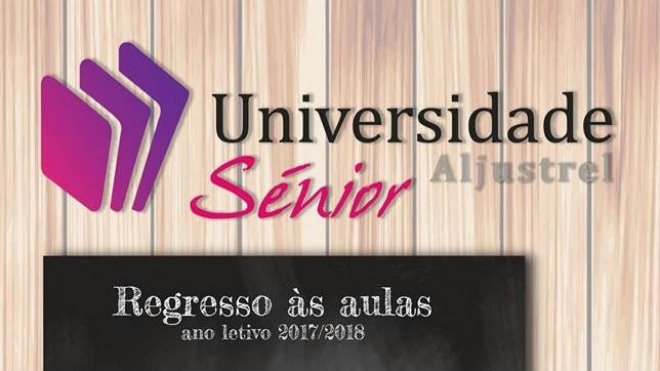 Abertura do novo ano lectivo na Universidade Sénior de Aljustrel