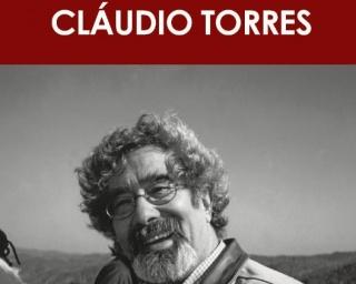 """""""Uma Vida com História: Cláudio Torres"""" apresentado em Évora"""
