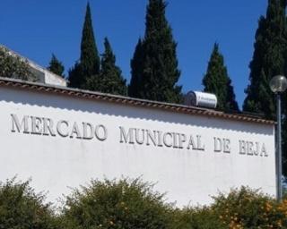 Mercado Municipal de Beja: estão quatro propostas em análise