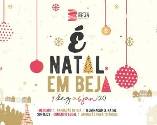 """""""É Natal em Beja"""" sugere muita animação para este domingo"""